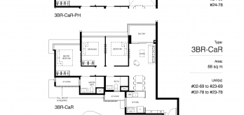 Normanton-Park-floor-plan-3-bedroom-compact-type-3br-car