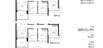 Normanton-Park-floor-plan-3-bedroom-compact-type-3br-cc