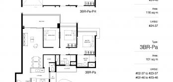 Normanton-Park-floor-plan-3-bedroom-premium-type-3br-pa