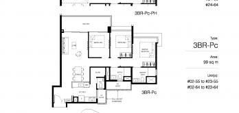 Normanton-Park-floor-plan-3-bedroom-premium-type-3br-pc