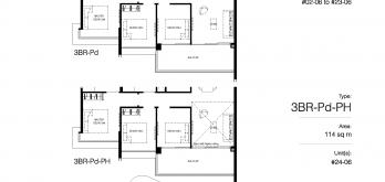 Normanton-Park-floor-plan-3-bedroom-premium-type-3br-pd