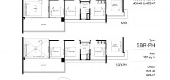 Normanton-Park-floor-plan-5-bedroom-type-5br